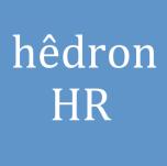 logo hêdron HR